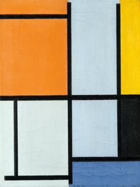 Composition 1921 by Piet Mondrian