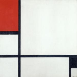 Composition 1929 by Piet Mondrian