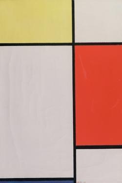 Composition No. II, 1927 by Piet Mondrian