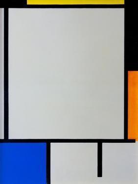 Composition by Piet Mondrian