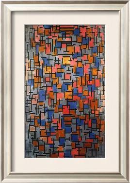 Mondrian: Composition by Piet Mondrian