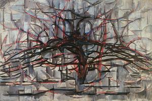The Gray Tree, 1912 by Piet Mondrian