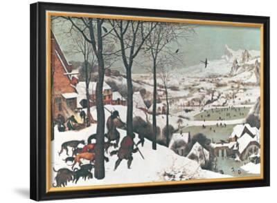 Hunters in the Snow by Pieter Bruegel the Elder
