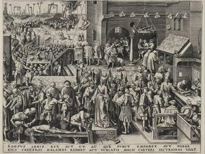 Justitia (Justice) by Pieter Bruegel the Elder