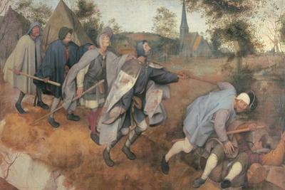 Parable of the Blind by Pieter Bruegel the Elder