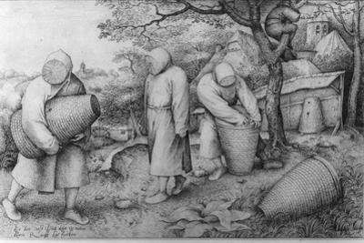 The Beekeepers, 'If You Know Where the Treasure Is, You Can Rob It', C.1567-68