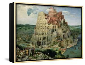 The Tower of Babel, c.1563 by Pieter Bruegel the Elder
