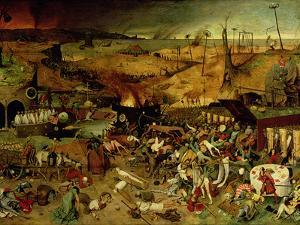 The Triumph of Death, circa 1562 by Pieter Bruegel the Elder