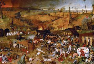 Triumph of Death, circa 1562 by Pieter Bruegel the Elder