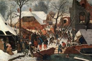 The Adoration of the Magi, Second Half of the 16th Century by Pieter Brueghel the Younger