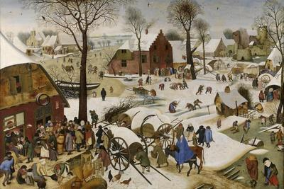 The Census at Bethlehem (The Numbering at Bethlehe), First Third of 17th C