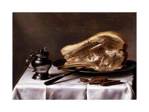 Still Life by Pieter Claesz