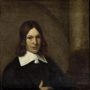 Self- Portrait by Pieter de Hooch