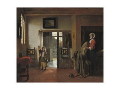 The Bedroom, 1658-90