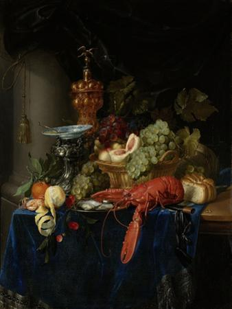 Still Life with Golden Goblet