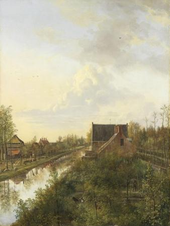 The Canal at Graveland, 1818