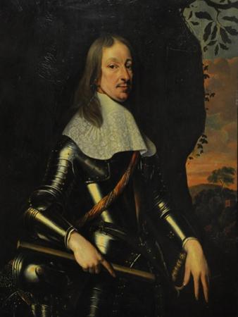 Portrait of Imperial Prince Willem Frederik of Nassau-Dietz (1613-166)