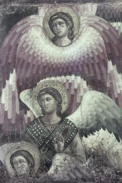 Archangel Seraphim by Pietro Cavallini