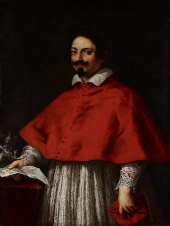 Portrait of Cardinal Pietro Maria Borghese, C.1633-35 by Pietro da Cortona