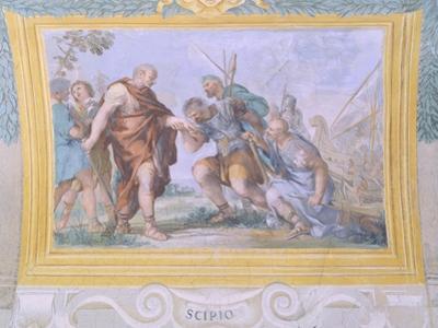 Publius Cornelius Scipio Africanus by Pietro da Cortona