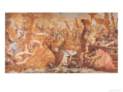 Roman Naval Battle
