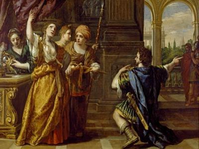 The Oath of Semiramis, C. 1623-24 by Pietro da Cortona