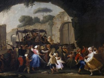 Celebrations in Honor of the Madonna of the Arch, 1778
