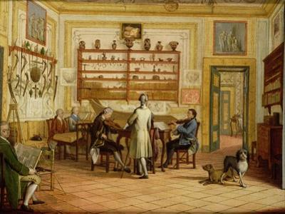 Concert Party at the Neopolitan Residence of Kenneth Mackenzie (1744-81) 1st Earl of Seaforth