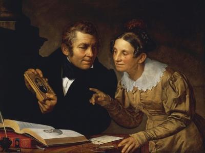 Portrait of Parents, 1832