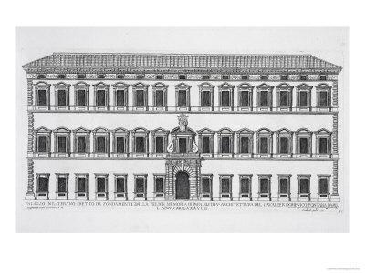 Lateran Palace, Rome, Commissioned by Pope Sixtus V and Designed by Domenico Fontana