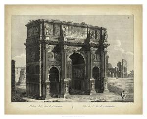 Arco di Constantino by Pietro Parboni