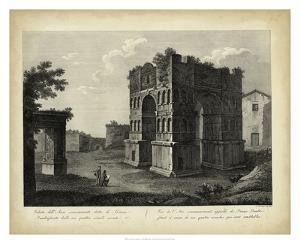 Arco di Giano Quadrifonte by Pietro Parboni