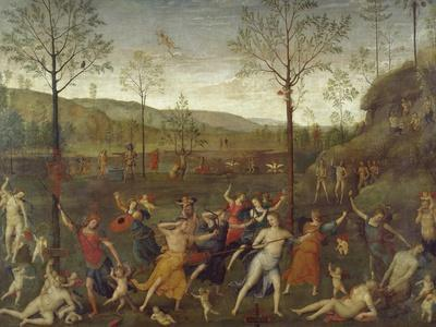Combat of Love and Chastity