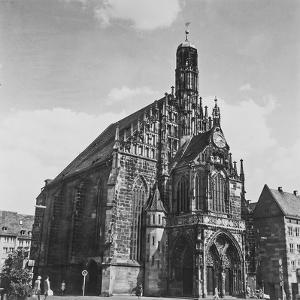 The Church of Our Lady in Nuremberg by Pietro Ronchetti