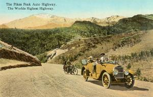 Pike's Peak Highway, Colorado