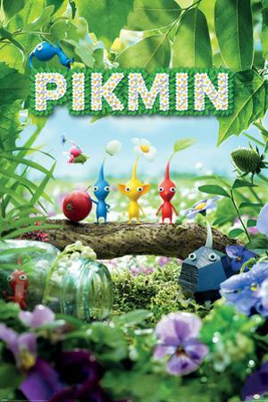 Pikmin - Characters