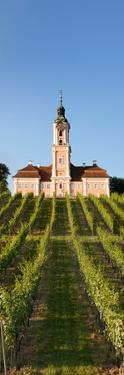 Pilgrimage Church of Birnau Abbey, Unteruhldingen, Lake Constance, Baden-Wurttemberg, Germany