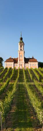 Pilgrimage Church of Birnau Abbey, Unteruhldingen, Lake Constance, Baden-Wurttemberg, Germany