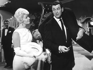 Pillow Talk, Doris Day, Nick Adams, Rock Hudson, 1959