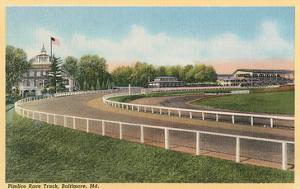 Pimlico Race Track, Baltimore, Maryland