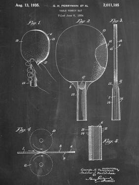 Ping Pong Paddle Patent