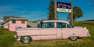 Pink Cadillac Diner, Natural Bridge, Virginia