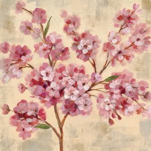 Pink Cherry Branch II