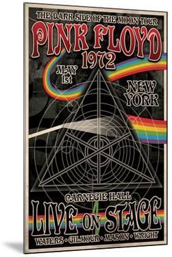 Pink Floyd 1972 Carnegie Hall