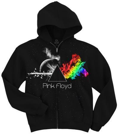 Pink Floyd-Any Colour Zip Hoodie