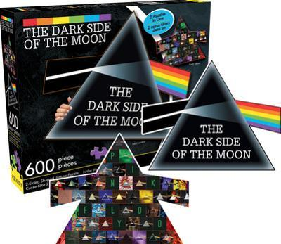 Pink Floyd Dark Side 2-Sided 600 Piece Puzzle