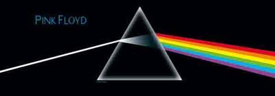 Pink Floyd - Dark Side of the Moon Door Flag