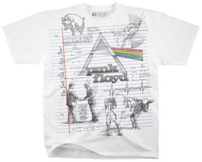 Pink Floyd - Floyd Sketch