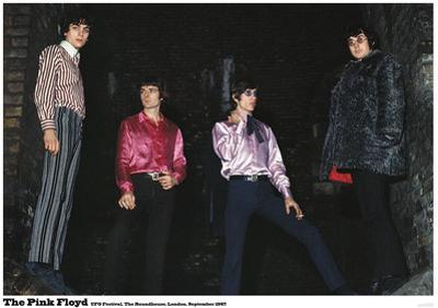 Pink Floyd- UFO Festival 1967