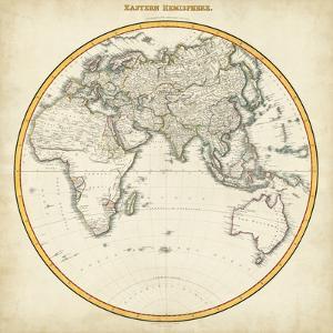 1812 Eastern Hemisphere by Pinkerton